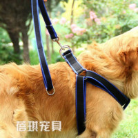 Dog Belt / Harness with leash - XXXL